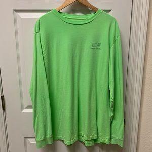 Vineyard Vines Long Sleeve Men T-shirt XL